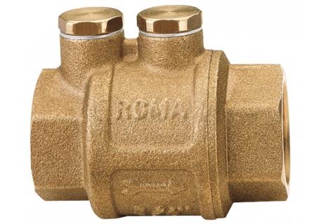 Zpětná klapka ROMA pro benziny a oleje