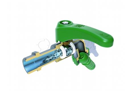 """Zahradní kulový ventil ITAP 1/2"""""""