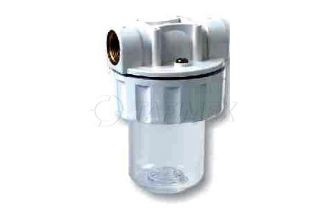 """Plastový filtr MIX 5"""" bez vložky 3/4"""""""